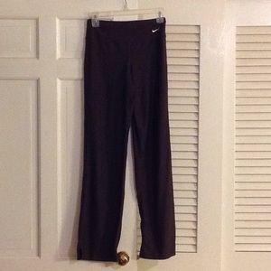 XS Nike black stretchy pants